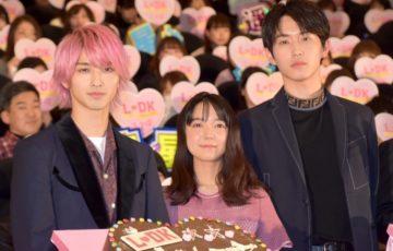 ldk 映画 新キャスト 誰 2019 舞台挨拶