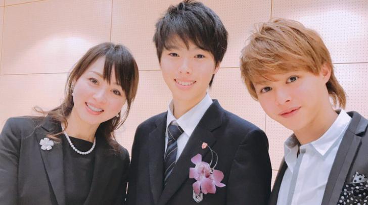 渡辺美奈代 卒業式ファッション 美容院