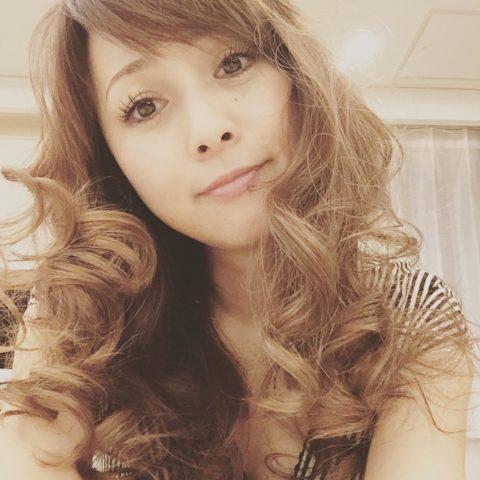 渡辺美奈代 髪型 作り方 巻き髪 前髪